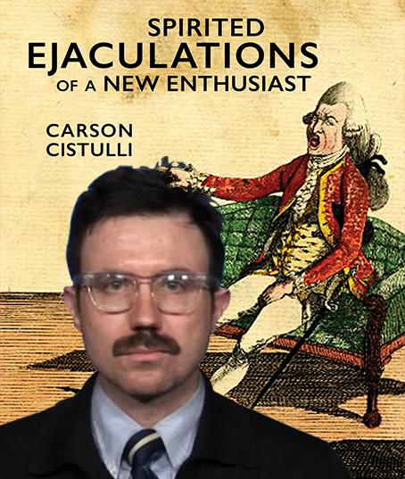 Carson Over Cover